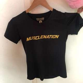 Muscle nation limited edition top