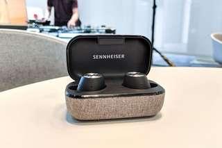 Sennheriser momentum true wireless