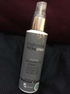 Brightening Peeling Spray