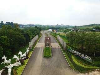 Ciputra group kembangkan kota terpadu 1000 ha di selatan jakarta (sentul sirkuit)