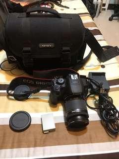 Canon EOS 700D +EF-s 18-55mm+一機一鏡包+32G記憶卡 免運費
