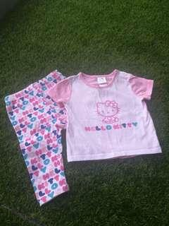 Pyjamas hello kittt