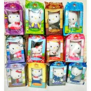 McDonals Hello Kitty Cosplay Party Dolls (12 Boxes)