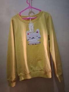 Yellow Sweater all size