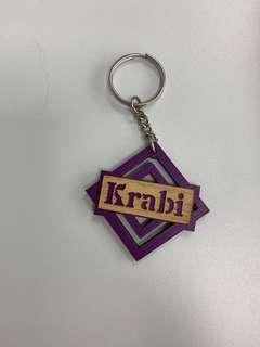 Keychain from Krabi