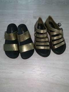 🚚 Melissa Flats/Sandals