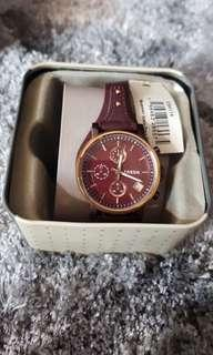 Fossil Watch FOSSIL BOYFRIENDS WINE