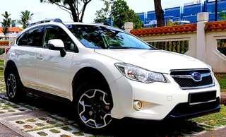Subaru XV 1.6i-S AWD CVT Auto