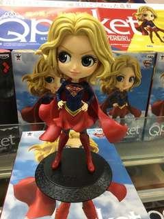 🚚 SuperGirl Q Posket