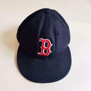 NEW ERA MLB BOSTON RED SOX 59FIFTY AUTHENTIC COLLECTION HAT