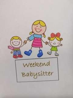 Babysitter Hujung Minggu