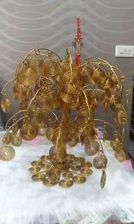 🚚 銅錢黃金搖錢樹