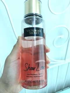 [PRICE REDUCED] Victoria's Secret Fragrance Mist
