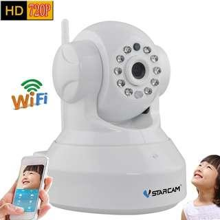 HD 720P Wireless WIFI IP Camera (YA148)