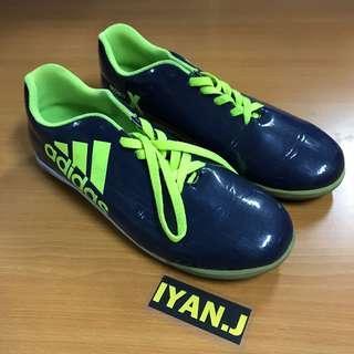 Sepatu Futsal - Nike - Navy Green