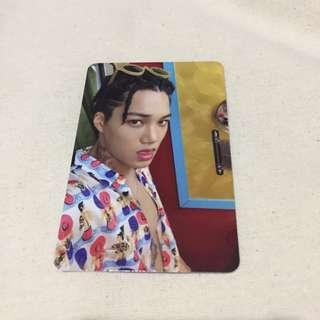 [WTS] EXO Kai - The War PC