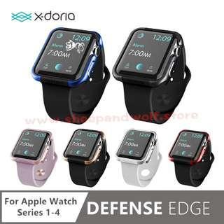 美國X-Doria DEFENSE EDGE Apple Watch Case 38 40 42 44 mm