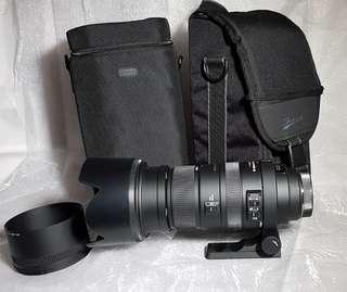 Sigma Canon Mount 50-500mm F4.5-6.3 APO DG OS HSM