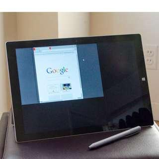 *Pre Order* Refurbished Microsoft Surface Pro 3 i5/128GB(Perfect Condition)