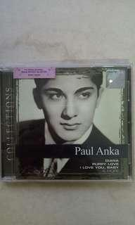 PAUL ANKA Collections 50s Album CD