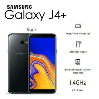 SAMSUNG GALAXY J4+ / J4 PLUS 2/32 ( 2GB / 32GB )