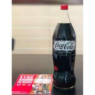 法國1公升聖誕特別版可樂 France 1 Liter special Christmas edition Coca Cola