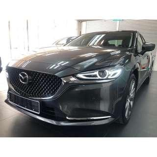 MAZDA 6 SKYACTIV (CBU) FULLY IMPORT FROM JAPAN (SUPER DISCOUNT/HIGH LOAN/LOW INTEREST/READY STOCK)