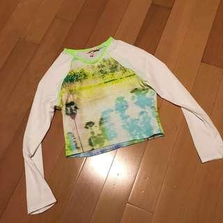 Victoria's Secret rashguard 防曬衣 size s
