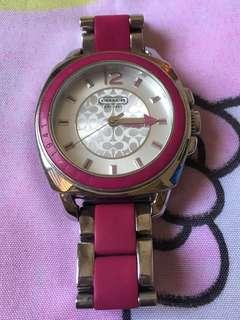 Authentic Coach Watch