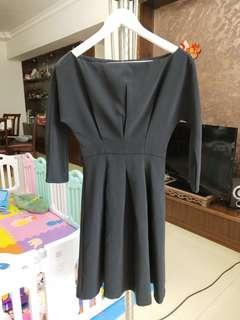 赫本連衣裙,版型好好s碼9.5成新(著過一次)