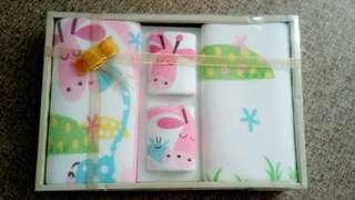 Handuk Igloo gift set