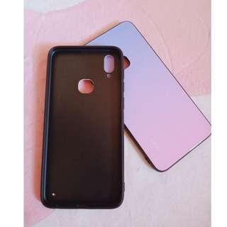 VIVO V11i Phone Case Gradient PINK PURPLE
