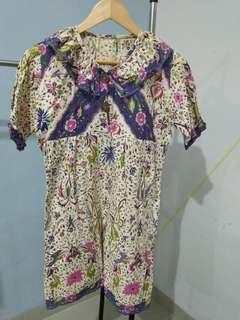 #dibuangsayang Batik Dress