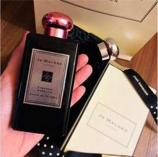 🚚 特價 Jomalone 香水 香精 古龍水 正品 經典黑瓶 全新 夜來香 100ml 送粉紅瓶蓋 夜來香與白芷
