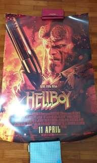 Hellboy 2019 Movie Poster