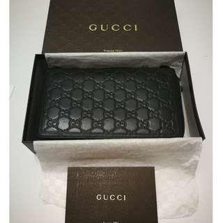 Gucci Clutch Long Wallet Unisex