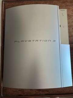 PlayStation 3 (連6隻game)