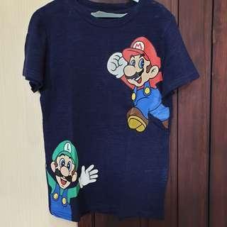 H&M Kaos Mario Bros