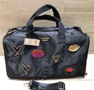 Victoria's secret travel bag original counter sale