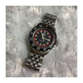 💯 Tag Heuer Watch WA1414