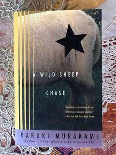 Wild Sheep Chase by Haruki Murakami