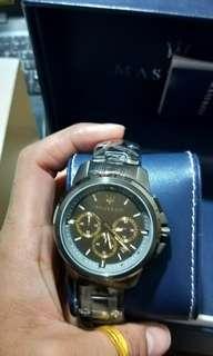 🚚 Maserati 手錶