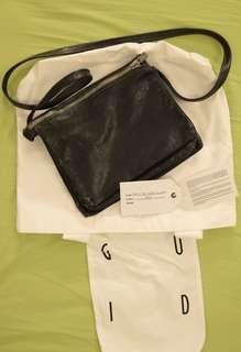Authentic Guidi leather bag