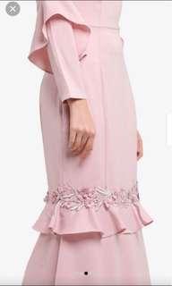 Zalia Dress - Pink