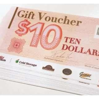 Choice Voucher $200 to Trade