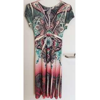 ALL OCCASION BOUTIQUE KNEE LENGTH DRESS