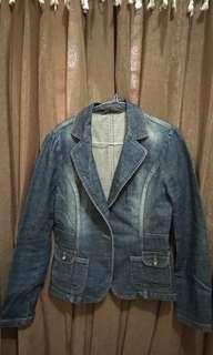 Jaket Denim Jeans