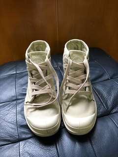Palladium高筒鞋