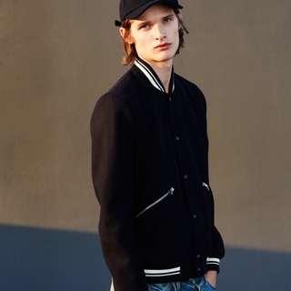 Paul Smith PS wool baseball Jacket size:XS