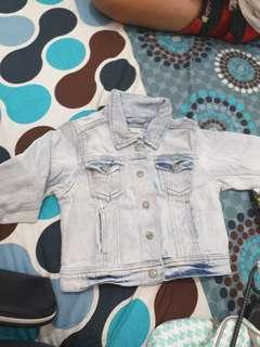 Denim Jacket for 3 tahun